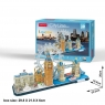 Puzzle 3D: Cityline - Londyn