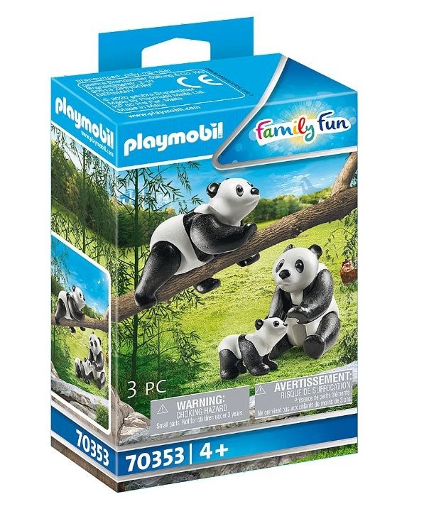 Family Fun  Pandy 70355 (70353)