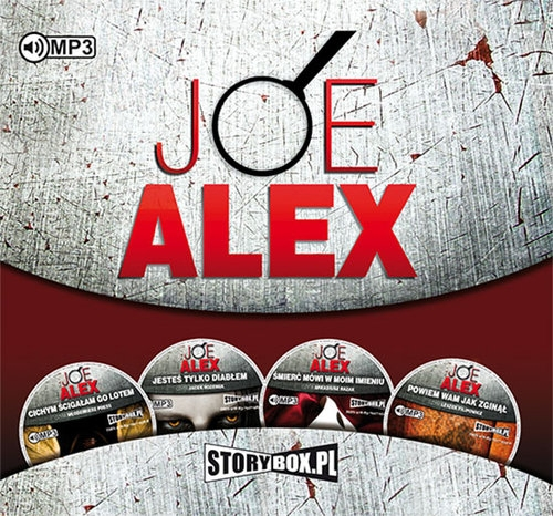 Pakiet Joe Alex I (Audiobook) (Audiobook) Alex Joe