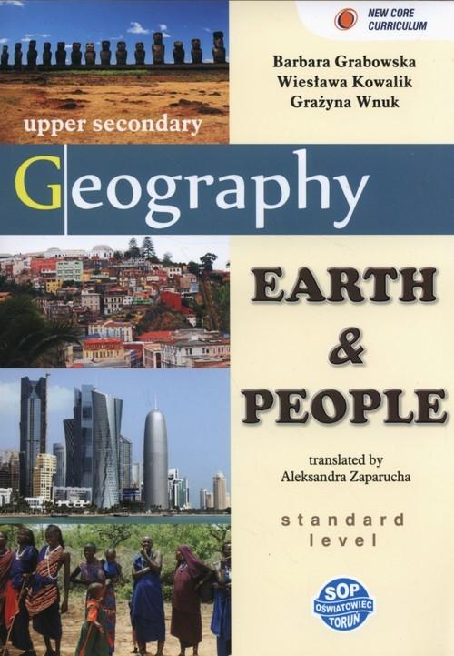 Earth and people Geography Podręcznik dla klas dwujęzycznych Grabowska Barbara, Kowalik Wiesława, Wnuk Grażyna