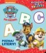 Psi Patrol. Wyzwania dla malucha. Poznaj litery!