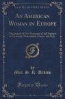 An American Woman in Europe