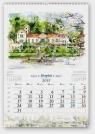 Kalendarz 2015 Miasta Polski