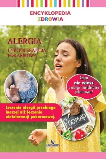Encyklopedia zdrowia. Alergia i nietolerancja.. praca zbiorowa