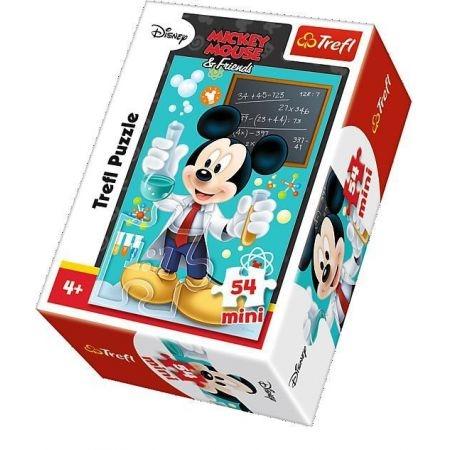 Puzzle mini 54: Mickey Mouse - Jaki to zawód 1 (19553)