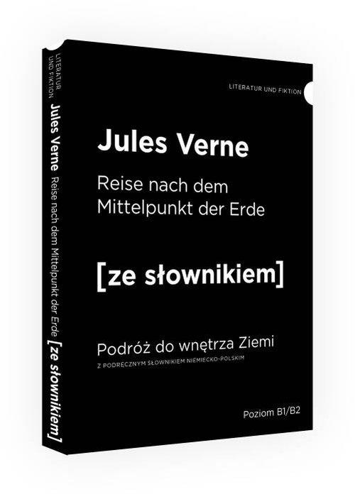 Podróż do wnętrza Ziemi Verne Jules