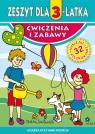 Zeszyt dla 3-latka Ćwiczenia i zabawy Korczyńska Małgorzata