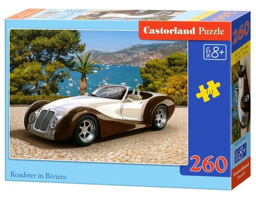 Puzzle 260: Classic Roadster in Riviera