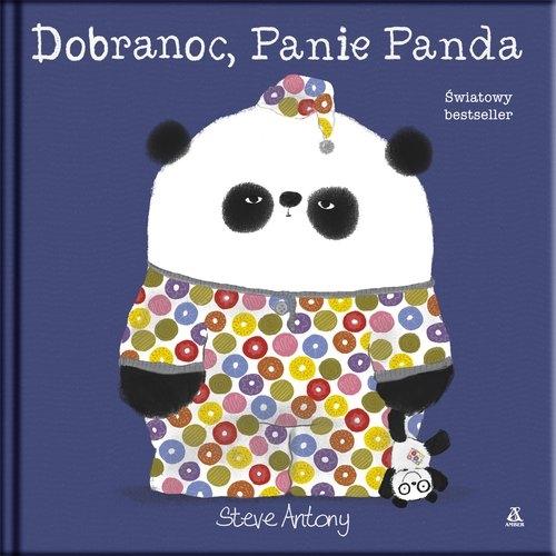 Dobranoc Panie Panda (Uszkodzona okładka) Anthony Steve