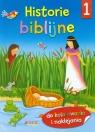 Historie biblijne 1 Do kolorowania i naklejania