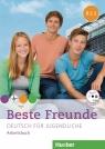 Beste Freunde B1.1 AB+ CD wersja niemiecka HUEBER praca zbiorowa