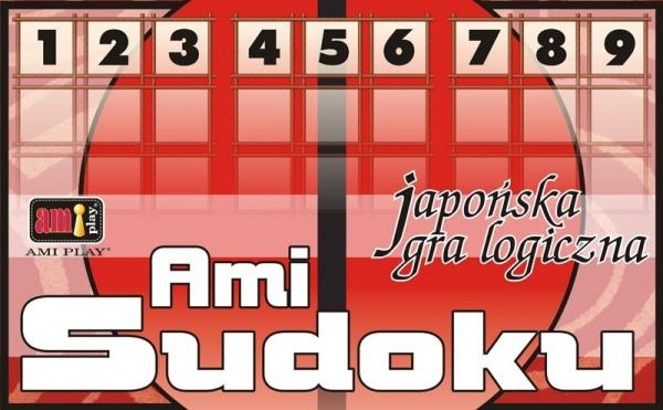 Gra Ami-Sudoku 2 (0539)