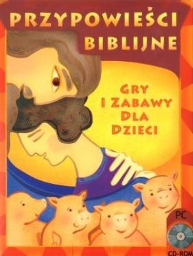 Przypowieści biblijne: gry i zabawy dla dzieci. PC CD-ROM