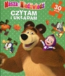 Masza i Niedźwiedź Czytam i układam