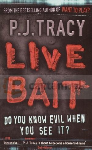 Live Bait P.J. Tracy