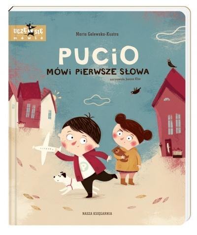 Pucio mówi pierwsze słowa Marta Galewska-Kustra