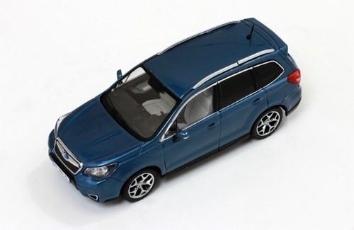 Subaru Forester XT 2013 (blue)