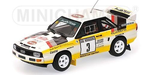 Audi Sport Quattro Rally #3