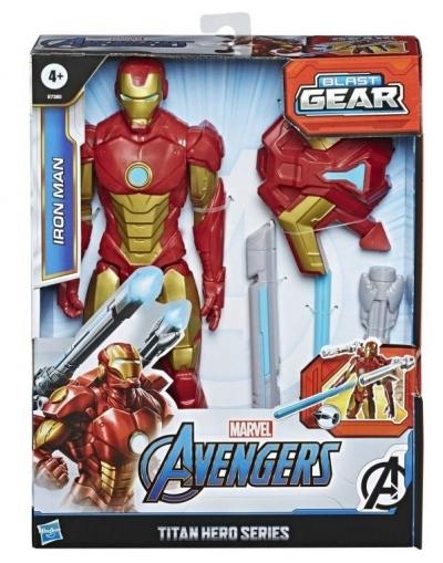 Marvel Avengers figurka 30 cm Kapitan Ameryka