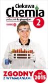 Ciekawa chemia. Podręcznik. Gimnazjum. Część 2. (Uszkodzona okładka)