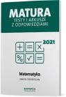 Matematyka. Matura 2021. Testy i arkusze z odpowiedziami Marzena Orlińska, Sylwia Tarała