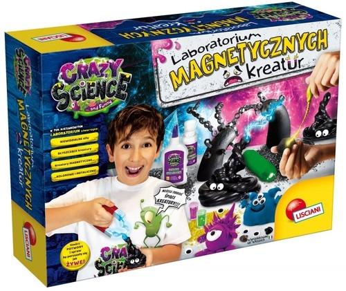Crazy Science: Laboratorium magnetycznych kreatur (73061)