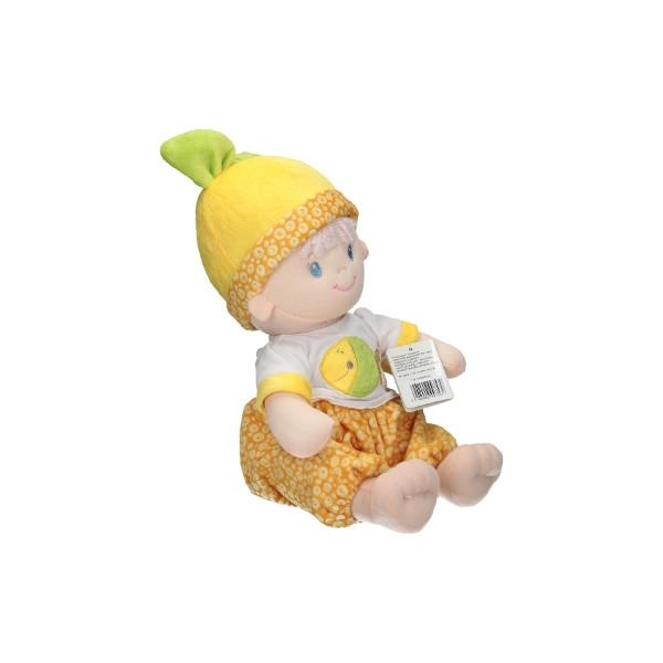 AXIOM Lalka Brzdąc 25cm, żółta (4448)