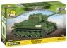 Cobi: Historical collection. World War II. T-34-85 (2702) Wiek: 6+