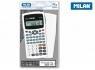 Kalkulator naukowy Milan M240 - Biały (159110WBL)