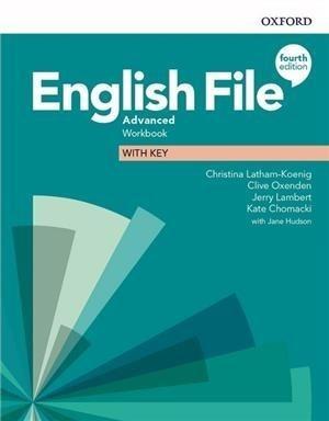 English File 4E. Advanced Workbook + key praca zbiorowa