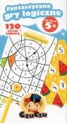 CzuCzu: Fantastyczne gry logiczne 5+ (9539)
