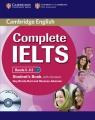 Complete IELTS Bands 5-6.5 Students book + 3CD Brook-Hart Guy, Jakeman Vanessa
