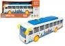 Kolorowy Autobus ze Światełkami Friction LindaWiek: 3+