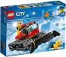 Lego City: Pług gąsienicowy (60222)Wiek: 6+