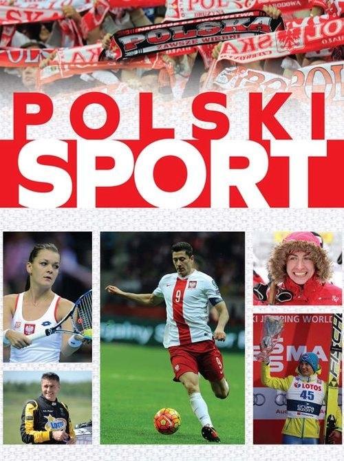 Polski sport (Uszkodzona okładka) Laskowski Krzysztof