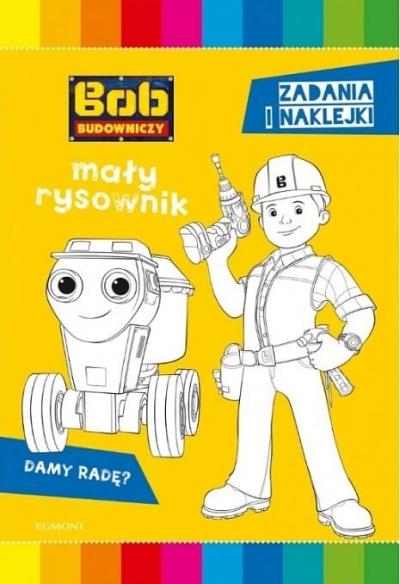 Bob Budowniczy Mały rysownik