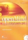 openMind 2 WB +CD Mickey Rogers, Joanne Taylore-Knowles, Steve Taylore-Knowles