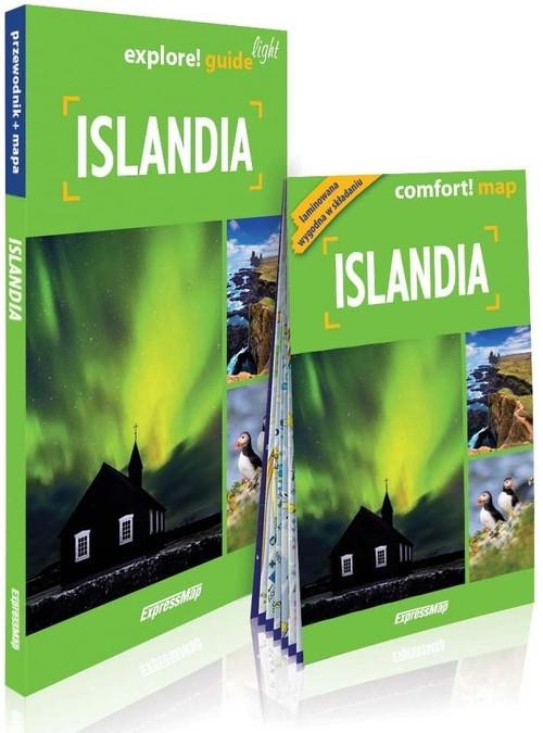 Islandia explore! guide light Bajer Justyna