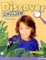 Discover English. Zeszyt ćwiczeń z płytą CD