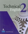 Technical English 2 Course Book Bonamy David