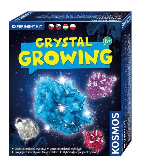 Zestaw Eksperymentalny Kryształy