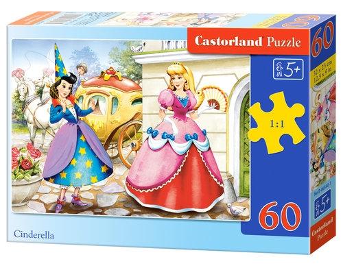 Puzzle Cinderella 60 (06540)