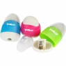 Temperówka plastikowa z gumką Fun&Joy (285886)