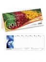 Kalendarz 2017 biurkowy - Tygodniowe inspiracje
