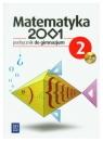 Matematyka 2001 2. Podręcznik z płytą CD dla gimnazjum