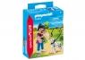 Playmobil Special Plus: Mama z dzieckiem i psem (70154)