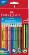 Kredki Faber Catell 12+2