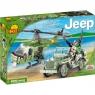 Cobi: Mała Armia. Jeep Willys MB Patrol nabrzeża - 24254