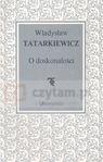 O doskonałości Wybrane eseje Tatarkiewicz Władysław