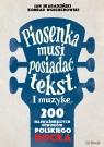 Piosenka musi posiadać tekst i muzykę Skaradziński Jan, Wojciechowski Konrad